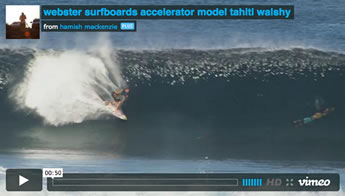 Walshy In Tahiti