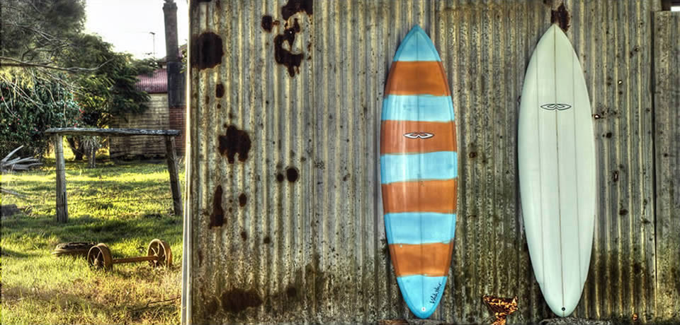 Old School Surfboards