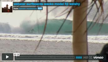 Walshy in Fiji