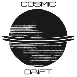 COSMIC DRIFT LOGO