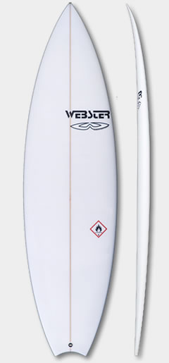 accelerator surfboard