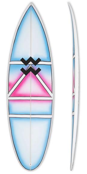 saber surfboard