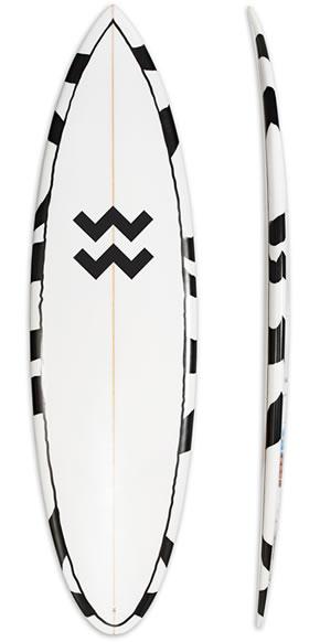 wacko surfboard