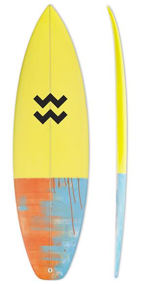 spitfire surfboard