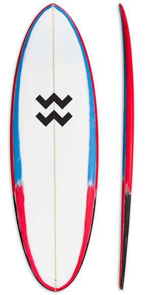 cosmic drift surfboard