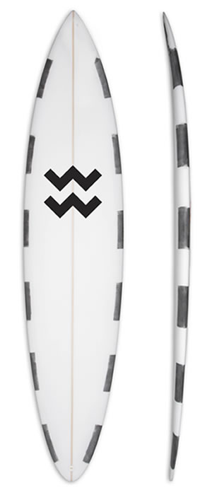 Guns Webster Surfboards