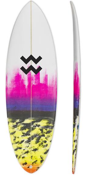 nitro surfboard