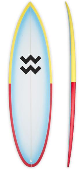 thunderbolt surfboard