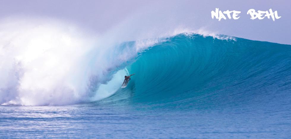 Nate Behl Shortboard