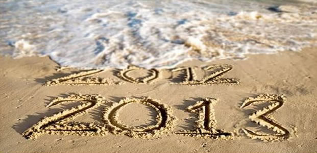 New Year Sand