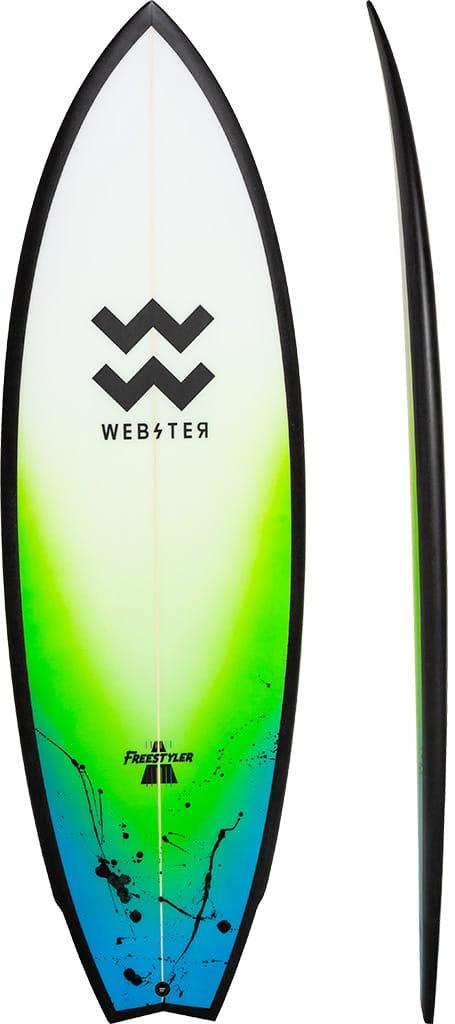 FREESTYLER-SURFBOARD-TOP